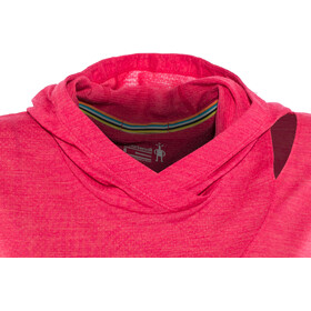 Smartwool Everyday Exploration Hooded Tee Dame sunset